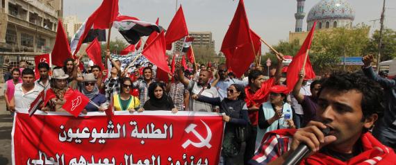 IRAQI COMMUNIST