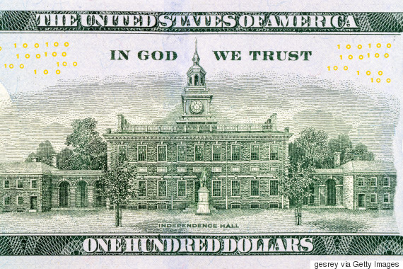 in god we trust usa