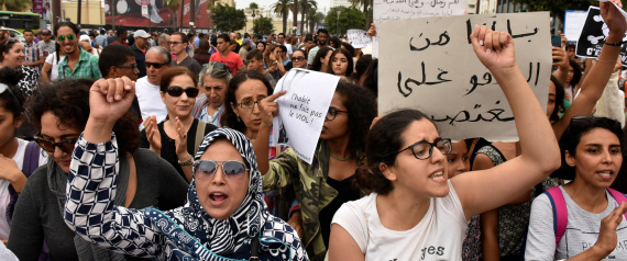 VIOLENCE AGAINST WOMEN IN MOROCCO