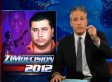 Zimdecision 2012: 'The Daily Show' Mocks George Zimmerman's Media Coverage (VIDEO)