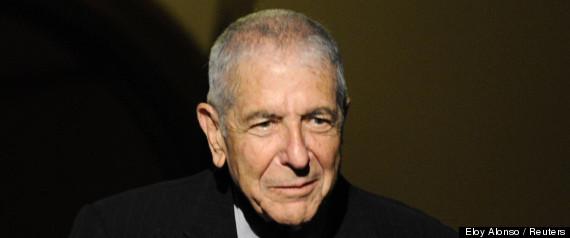 Leonard Cohen Ex