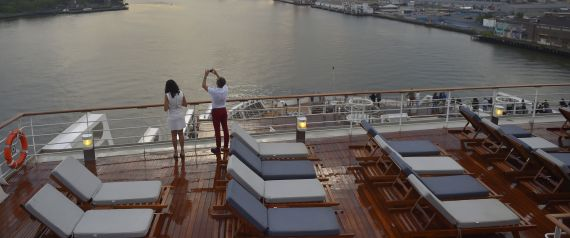 HOLIDAY ABOARD
