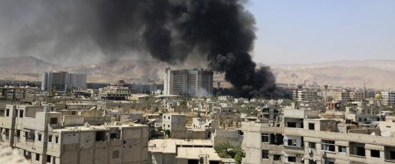 SYRIA AL GHOUTA