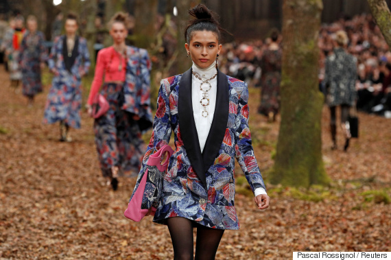karl lagerfeld autumn fashion