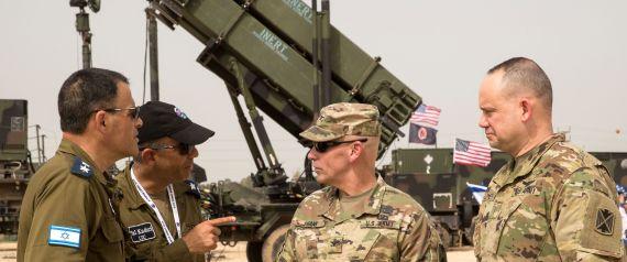 US ISRAEL ARMY