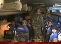 إجلاء مفاجئ لمقاتلين من الغوطة الشرقية إلى إدلب.. وقافلة مساعدات تدخل للمحاصرين والنظام يمنع عنهم المواد الطبية