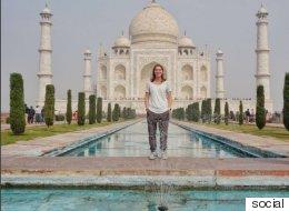فتاة تبلغ من العمر 23 عاماً تخطط لتحطيم الرقم القياسي لأصغر وأسرع شخص يزور دول العالم