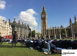 بريطانيا تُحقق في رسائل تدعو للاعتداء على المسلمين.. عنوانها