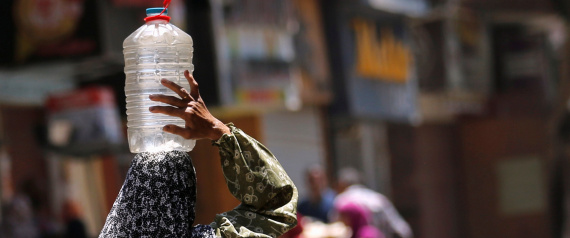 WATER IN CAIRO