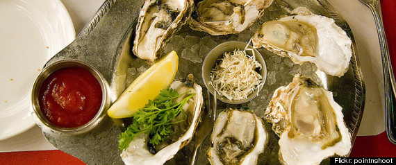 OYSTER THEFT
