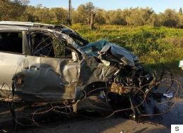 قتيلان إسرائيليان دهساً في هجوم بسيارة في الضفة الغربية