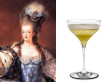 The Glass Shaped Like Marie Antoinette's Anatomy