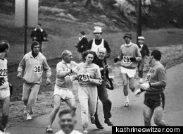 Women On The Run: The Colorful History Of Women In The Boston Marathon