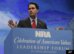 Scott Walker Nra Speech