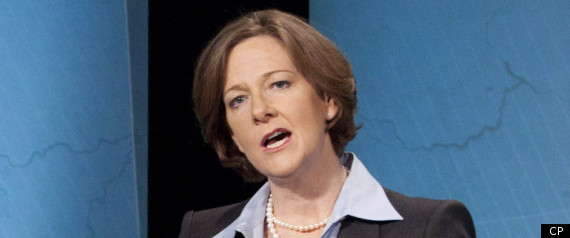 Alberta Election 2012 Alison Redford