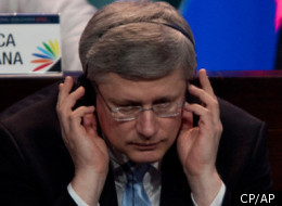 Stephen Harper Summit Of The Americas
