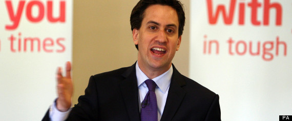 ED MILIBAND PARTY FUNDING CAP