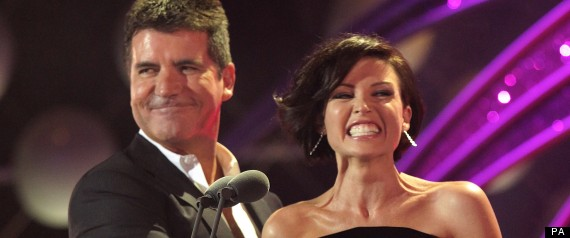 SIMON COWELL DANNII MINOGUE