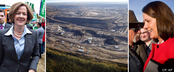 ALBERTA ELECTION OIL SANDS ENERGY POLICY