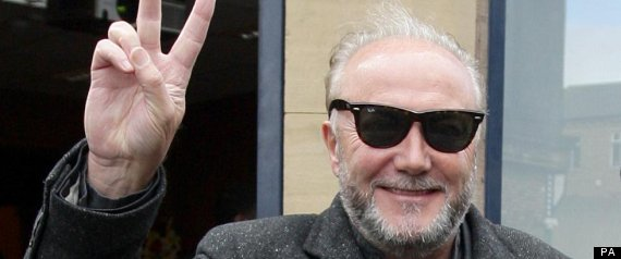 GEORGE GALLOWAY TAKES SEAT COMMONS