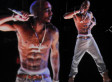 Tupac Shakur 'Back From The Dead' Courtesy Of Snoop Dogg, Dr Dre At Showstopping Finale To Coachella Weekend (VIDEO)