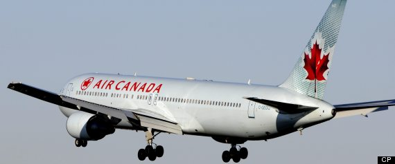 AIR CANADA STRIKE TOXIC CULTURE