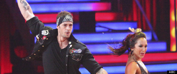 WILLIAM LEVY DANCING WITH THE STARS INJURY