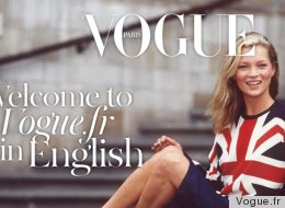 Vogue Paris Website English