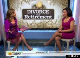 Retirement And Divorce