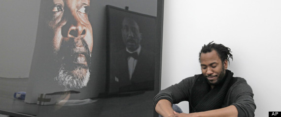 RASHID JOHNSON CHICAGO ARTIST