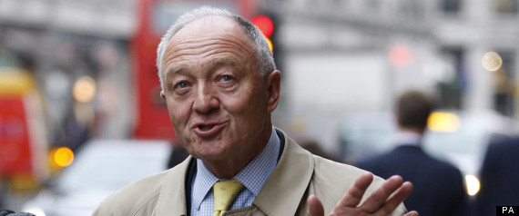 KEN LIVINGSTONE TIRED