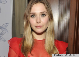 Elizabeth Olsen Dress