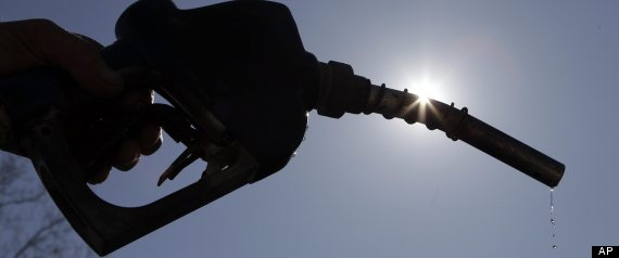 MANITOBA BUDGET 2012 GAS
