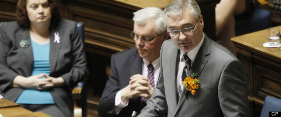 Manitoba Budget 2012 Highlights