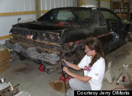 Teen Builds Car
