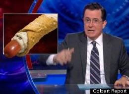 Colbert Hot Dog