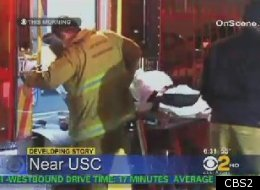 Usc Students Robbed At Gunpoint
