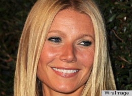 Gwyneth Paltrow Ombre Hair