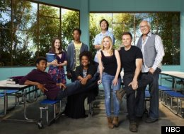 Chevy Chase Community Season 4
