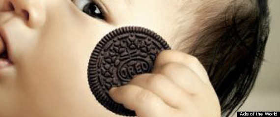 OREO BREASTFEEDING
