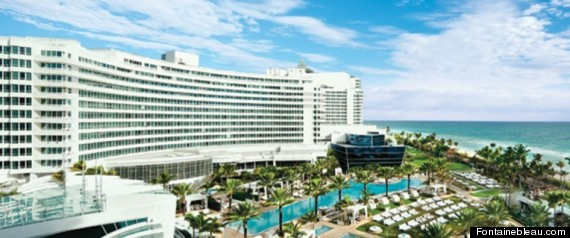 FONTAINEBLEAU TOP 100 BUILDINGS FLORIDA AIA