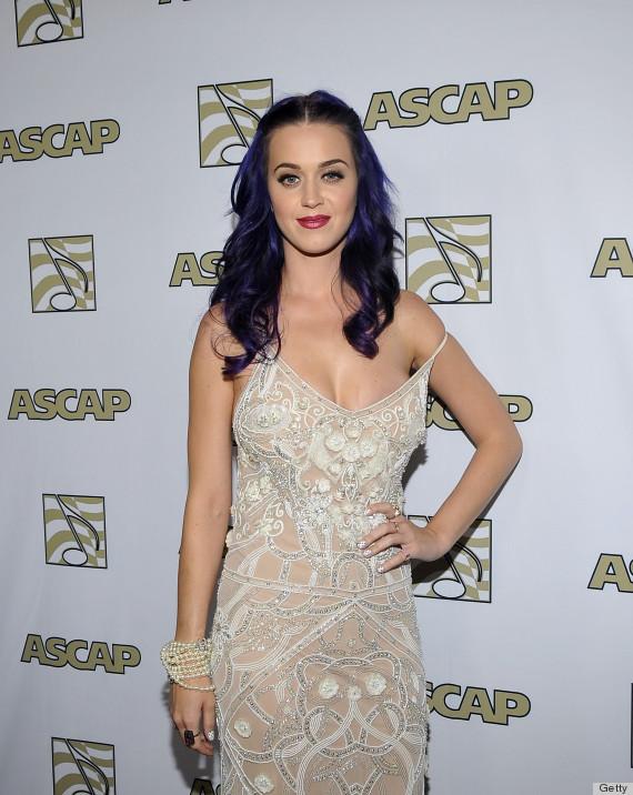 Katy Perry Wardrobe Malfunction: Star Comes Dangerously Close (PHOTOS)