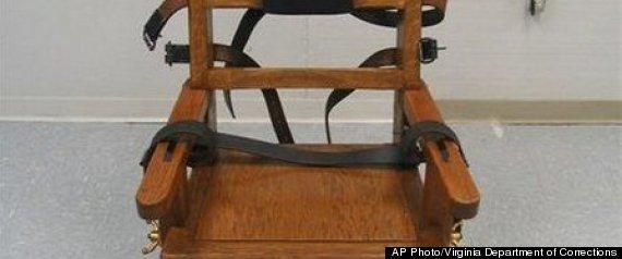 Peine de mort au tennessee la chaise lectrique pour pallier les carences en injections l thales - Chaise electrique en france ...