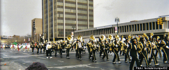 DETROIT KING MARCHING BAND