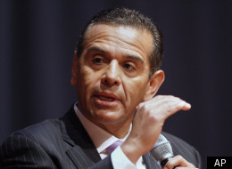 Antonio Villaraigosa City Worker Unions