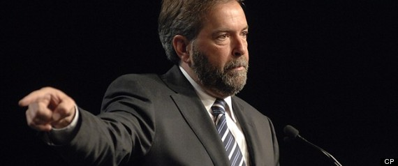 NDP DEPUTY LEADERS MULCAIR