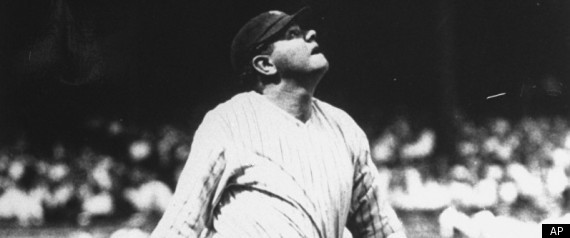 NATIONAL HIGH FIVE DAY BABE RUTH