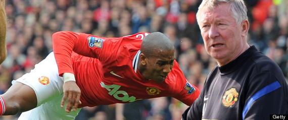 ASHLEY YOUNG FERGIE