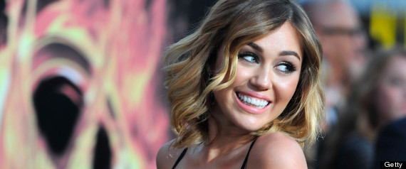 MILEY CYRUS ATTENTION