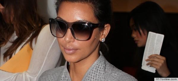 kim kardashian spray tan achieves new levels of orange